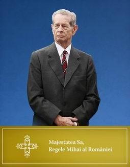 Maiestatea Sa Regele Mihai