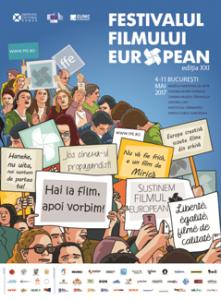 Festivalul Filmului European - România 2017
